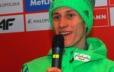 PŚ Sapporo: Słoweńskie podium, Kot najwyżej zPolaków. Dwie dyskwalifikacje pokonkursie