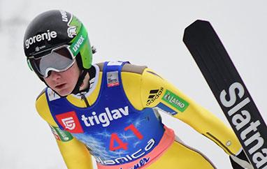FIS Cup Planica: Cene Prevc znów najlepszy