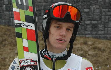 Matjaz Pungertar (Słowenia)