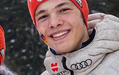 FIS Cup: Raimund najdalej wserii próbnej