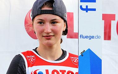 FIS Cup kobiet: Rajda ze zwycięstwem naurodziny