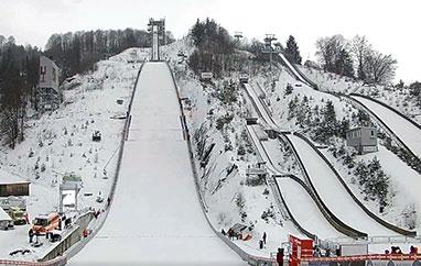 PŚ Rasnov, CoC Brotterode, FIS Cup Villach - sobota pełna skoków (zapowiedź)