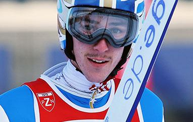 FIS Cup Ljubno: Reisenauer wygrywa, Habdas siódmy