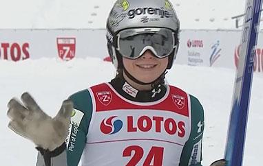 FIS Cup: Repinc Zupancic wygrywa konkurs iklasyfikację generalną