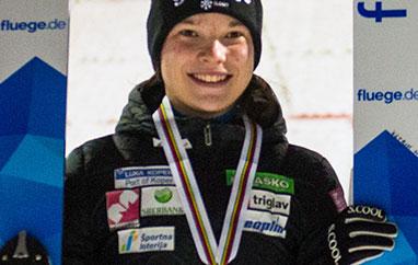 FIS Cup Oberhof: Repinc Zupancic wygrywa, Przybyła dwunasta