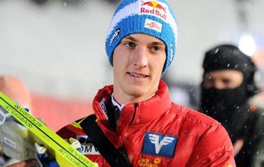 PŚ Lillehammer: Schlierenzauer wygrywa serię próbną. Polacy bez rewelacji