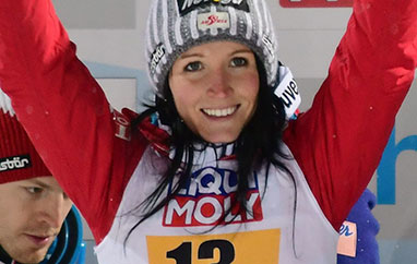 Jacqueline Seifriedsberger (Austria)