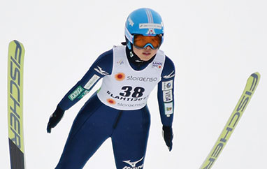 FIS Cup: Seto znów najlepsza wserii próbnej. Rajda trzecia.
