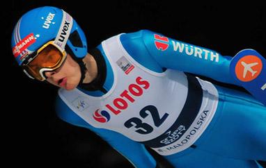 David Siegel mistrzem świata juniorów, srebro ibrąz dla Prevca iKobayashiego