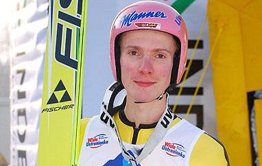 LGP Klingenthal: Erik Simon najdalej wpierwszym treningu