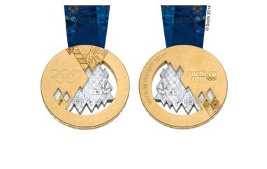Medale olimpijskie przetestowane