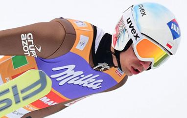 MŚ Innsbruck: Stoch najlepszy w drugiej serii treningowej