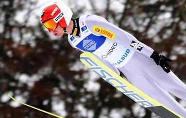 PŚ Oslo: Stoch wygrywa serię próbną, Polacy najlepsi