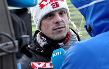 Stöckl trenerem Norwegów do2018 roku