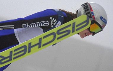 Anna Odine Stroem (Norwegia)