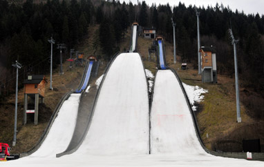 FIS Cup Szczyrk: Nika Prevc najdalej natreningu