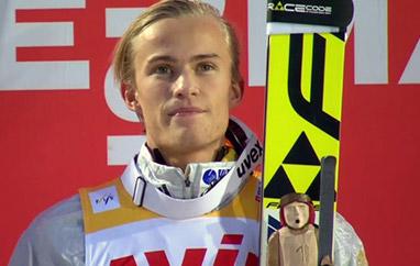 PŚ: Norwegia zwycięża, Polska szósta. Tande zrekordem skoczni