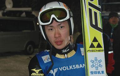 PŚ: Shohei Tochimoto najdalej wtreningu, Żyła iMałysz w