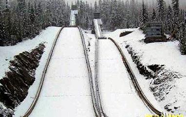 Whistler, Olimpijska (Kanada)