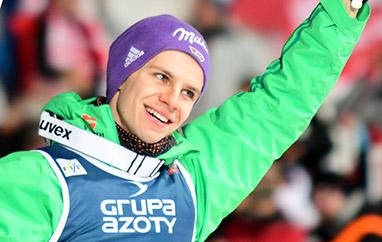 Wellinger: To najlepsze uczucie dla skoczka narciarskiego!