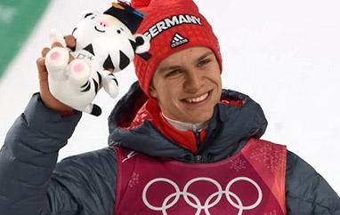 Wellinger: Kamil wpełni zasłużył natytuł mistrza olimpijskiego