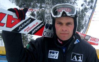 Andreas Widhölzl nowym trenerem Austriaków