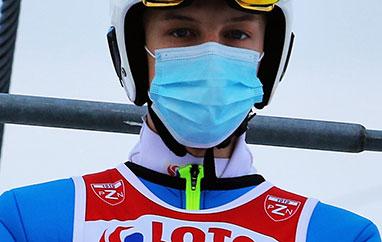 FIS Cup Ljubno: Landerer przed Wróblem natreningu