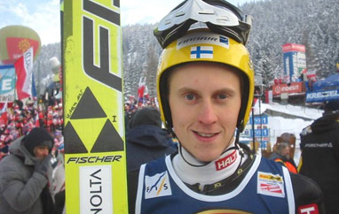 Kimmo Yliriesto (Finlandia)