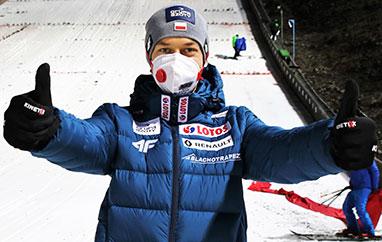 CoC Innsbruck: 65 skoczków naliście startowej