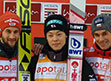 PŚ: Kobayashi zwycięzcą konkursu iWillingen Five, Żyła napodium