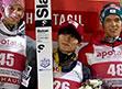 PŚ Niżny Tagił: Yukiya Sato zpierwszym zwycięstwem, Kubacki iStoch wdziesiątce