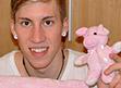 Świnia w nagrodę dla Dietharta