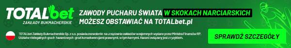 TOTALbet - legalny polski bukmacher