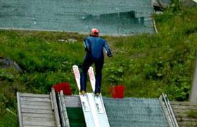 Etapy skoku narciarskiego