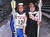 Jacqueline Seifriedsberger (Austria) i Petra Benedik (Słowenia)