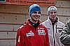 Guido Landert (Szwajcaria) i Daniel Lackner (Austria)
