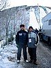 Kazuyoshi Funaki (Japonia) i Andrew (Polska)