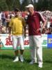 Obecny i były trener kadry niemieckiej - Wolfgang Steiert i Reinhard Hess (Niemcy)