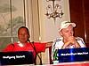 trener Wolfgang Steiert i Maximilian Mechler (Niemcy)