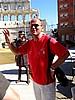 trener Wolfgang Steiert (Niemcy) pozdrawia czytelników www.skokinarciarskie.com