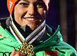 MŚ Lahti 2017 - cz. 4 (dekoracja po konkursie ind. kobiet)