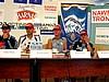 Adam Małysz, Robert Mateja, Wojciech Skupień i Wojciech Tajner (Polska)