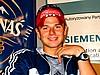 Wojciech Tajner (Polska) uśmiecha się