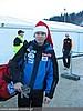 Veli-Matti Lindstroem (Finlandia) - z uśmiechem (!) pozdrawia użytkowników Skokinarciarskie.pl
