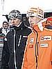 Veli-Matti Lindstroem (Finlandia) i Anze Damjan (Słowenia)