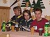 Jakub Jiroutek, Antonin Hajek i Jan Mazoch (Czechy)